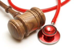 gavel and stethoscope: Gilreath Product Failures blog