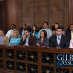 jury sitting in on a defective product trial