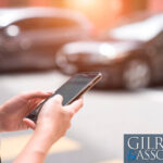 how to get compensation in a ridesharing accident