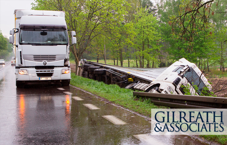 Truck accident statistics in Tennessee