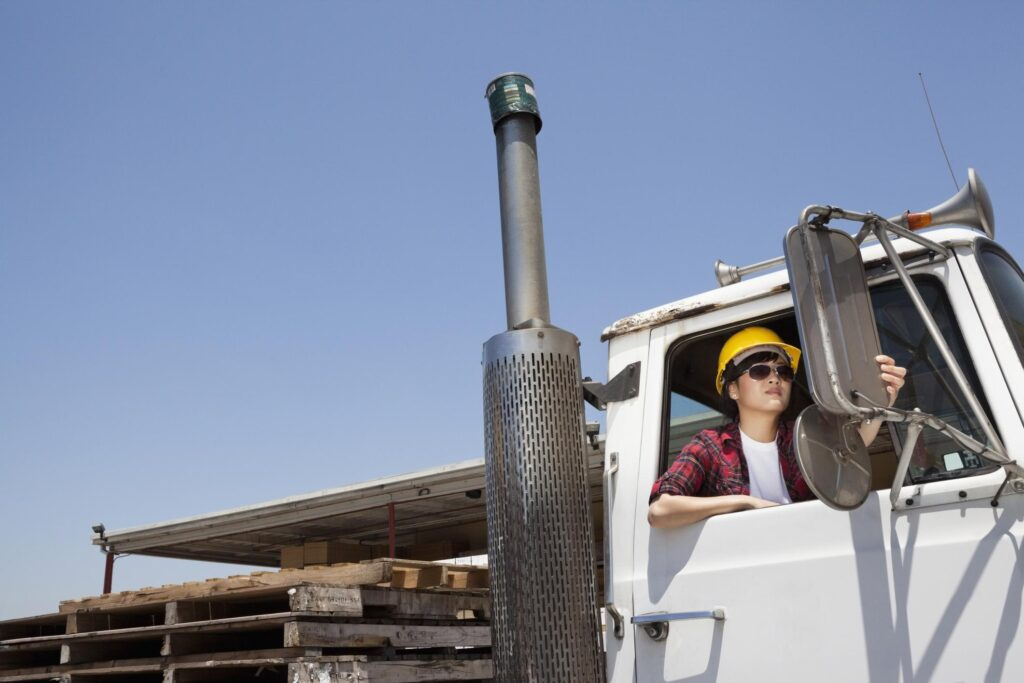 Women Making Strides, Proving Safer in the Male-Dominated Trucking World